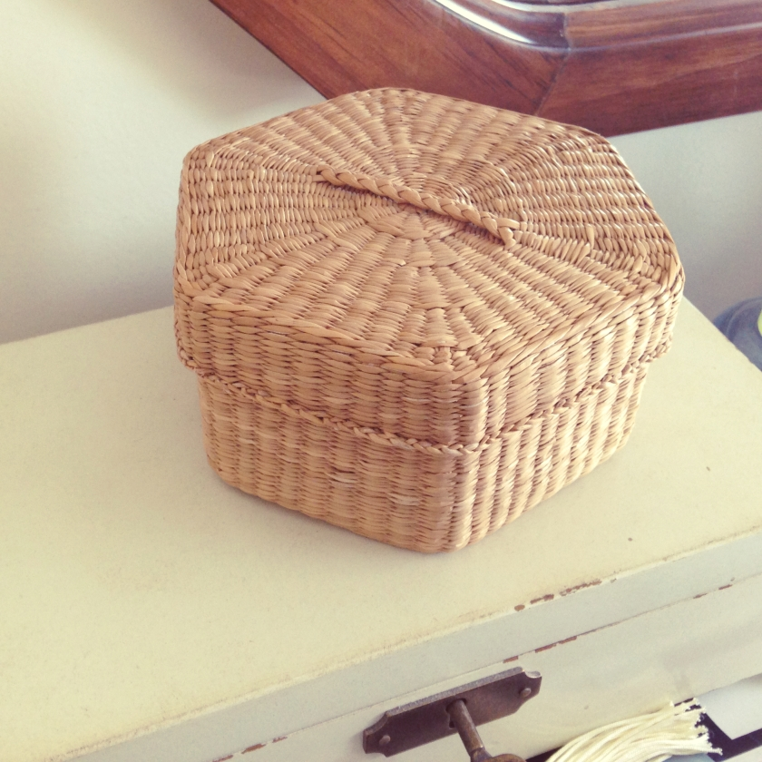 woven box | raisonné blog