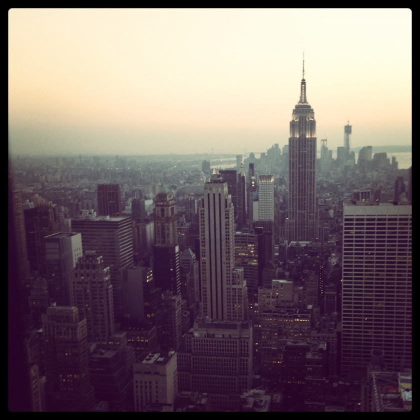 NYC, via http://geographerwilltravel.blogspot.com/2012/10/new-york-ny-in-instagram.html