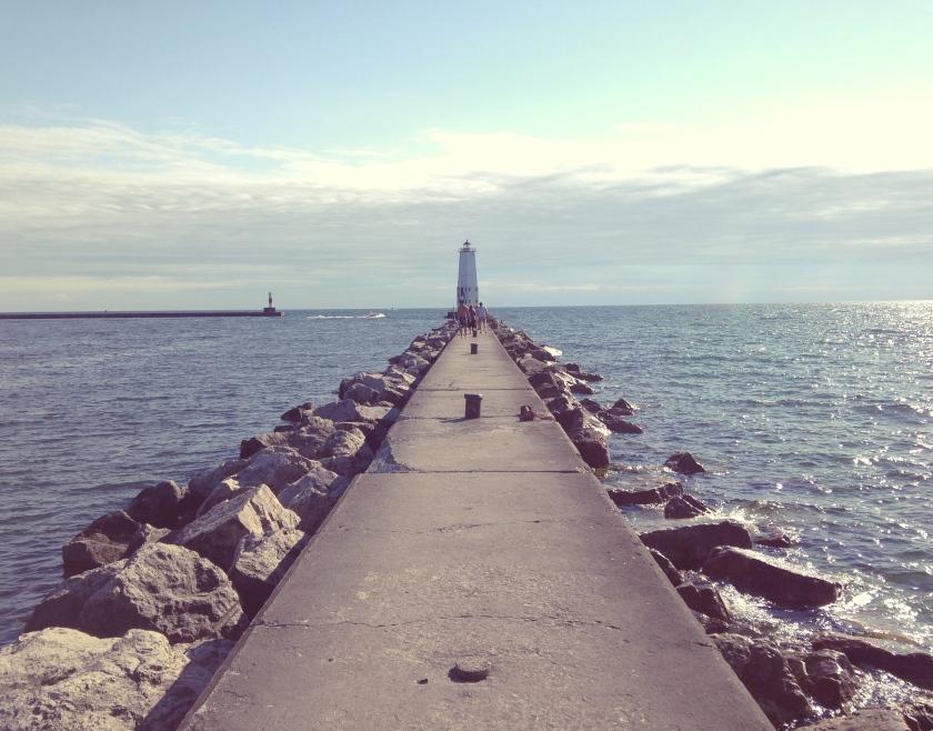 Frankfort, Michigan | raisonné blog