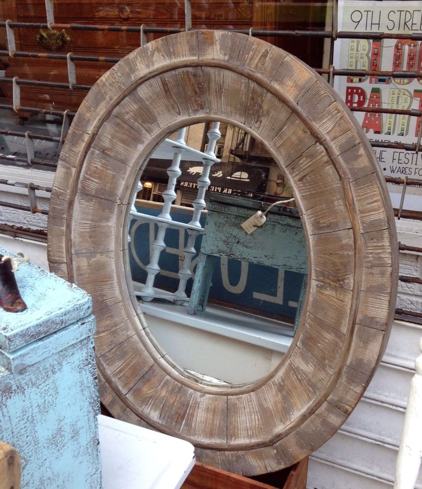Mirror from The Upper Rust, NYC | raisonné blog