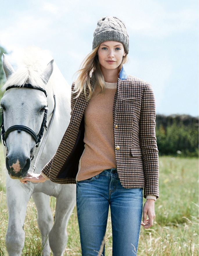 J. Crew November Style Guide