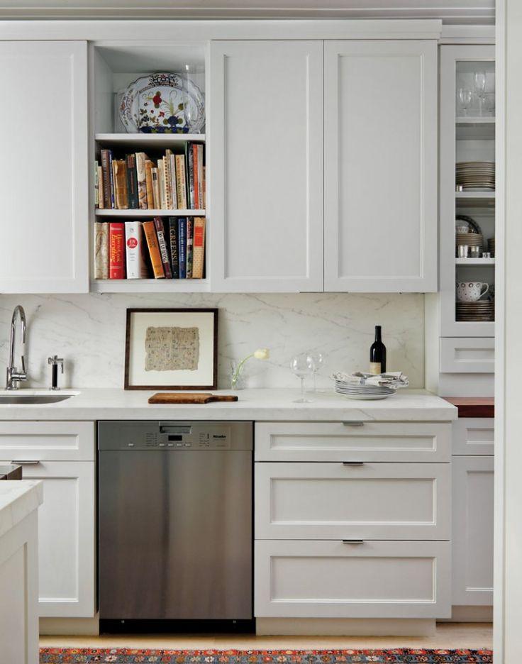 Open kitchen shelving via Sketch 42