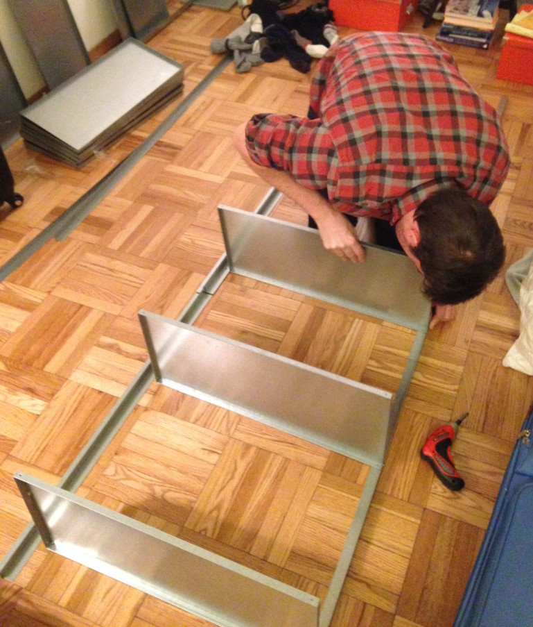 IKEA shelf DIY | raisonné blog