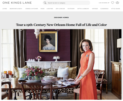 Jane Scott Hodges Home Tour | One Kings Lane
